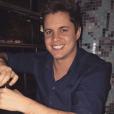 """""""Johnny Ruffo quelques jours avant qu'on lui trouve une tumeur au cerveau, photo Instagram juillet 2017."""""""