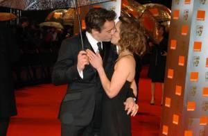 Sur le tapis rouge des Bafta, les stars d'Hollywood laissent éclater leur amour !