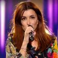 """La chanteuse Jenifer dans """"The Voice Kids 3"""", le 8 octobre 2016 sur TF1."""