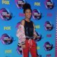 Yara Shahidi -Cérémonie des Teen Choice Awards 2017 au Galen Center à Los Angeles, le 13 août 2017. © Birdie Thompson/AdMedia/Zuma Press/Bestimage