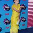 Millie Bobby Brown -Cérémonie des Teen Choice Awards 2017 au Galen Center à Los Angeles, le 13 août 2017. © Birdie Thompson/AdMedia/Zuma Press/Bestimage