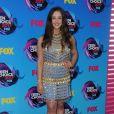 Katherine Langford -Cérémonie des Teen Choice Awards 2017 au Galen Center à Los Angeles, le 13 août 2017. © Birdie Thompson/AdMedia/Zuma Press/Bestimage
