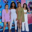 Fifth Harmony (Ally Brooke, Normani Kordei, Dinah Jane, Lauren Jauregui) - Cérémonie des Kids Choice Awards 2017 au Galen Center à Los Angeles, le 13 août 2017. © Birdie Thompson/AdMedia/Zuma Press/Bestimage Teen Choice Awards 2017 held at the Galen Center in Los Angeles.13/08/2017 - Los Angeles