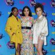 Ryan Destiny, Brittany O'Grady, Jude Demorest -Cérémonie des Teen Choice Awards 2017 au Galen Center à Los Angeles, le 13 août 2017. © Birdie Thompson/AdMedia/Zuma Press/Bestimage