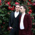 Simon et Victor, les deux membres du duo Rennais Her.