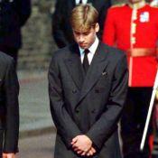"""Prince William, les funérailles de Diana : """"Je crois qu'elle marchait avec nous"""""""
