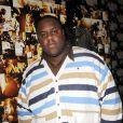 Jamal Woolard à la première anglaise du film Notorious B.I.G