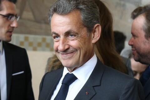 """Nicolas Sarkozy face aux autres parents d'élèves : """"Je pourrais être leur père"""""""