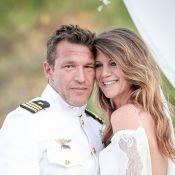 Benjamin Castaldi et Aurore amoureux : Ils célèbrent leurs noces de coton !