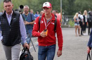 Mick Schumacher : Emu, il s'amuse avec une Formule 1 de son père Michael