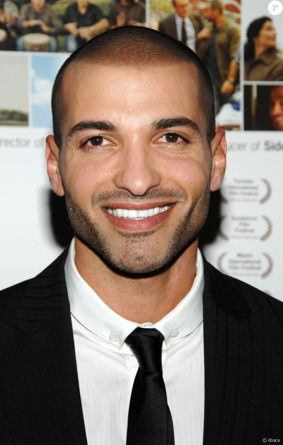 Haaz Sleiman - Première de The Visitor, à New York, le 1 avril 2008