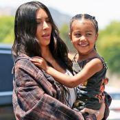 Kim Kardashian : Sa fille North, future graine de star, lui chante son amour