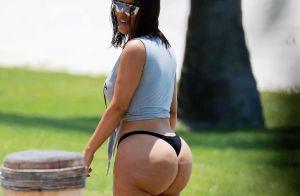Kim Kardashian : Ment-elle sur son physique ? Ses followers ont des soupçons