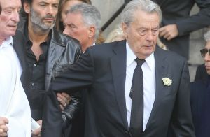 Anthony Delon partage une photo