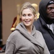 Kelly Rutherford, une future maman radieuse... loin de ses ennuis judiciaires !