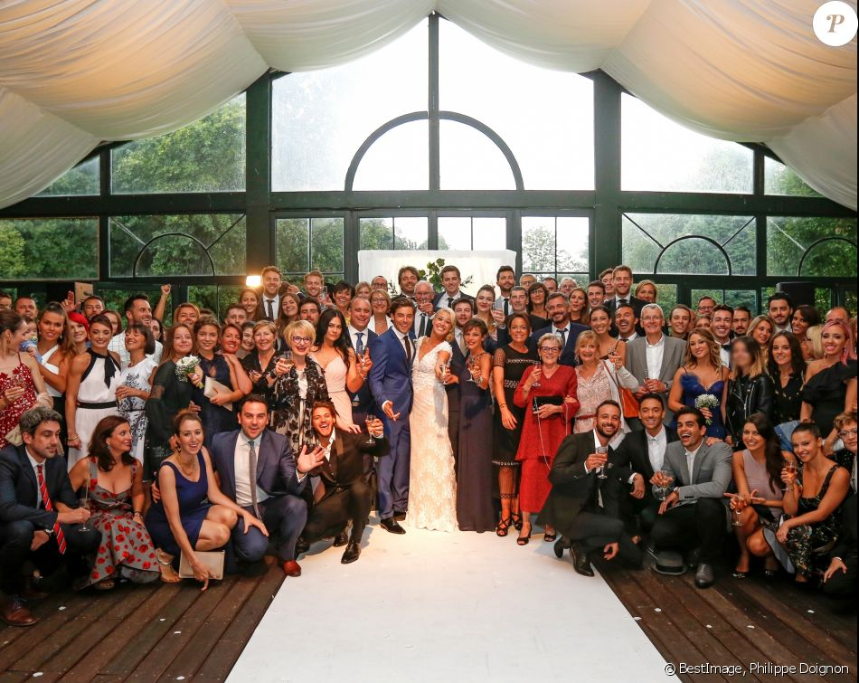 Katrina Patchett (DALS), son mariage  Photo festive de la noce et  confidences.
