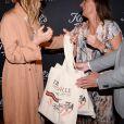 Exclusif - Laura Dern et Anne-Gaëlle Kerdranvat (Directrice Générale Kiehl's France) - Soirée au Kiehl's Club lors du 43ème Festival du Cinéma Américain de Deauville, France, le 2 septembre 2017. © Rachid Bellak/Bestimage