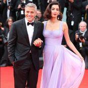 George Clooney révèle les dessous de sa 1re rencontre avec Amal...