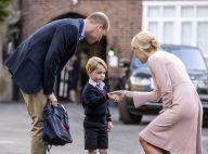 George de Cambridge : Trop mignon pour sa rentrée, sans sa maman Kate Middleton