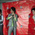 Les Jonas Brothers, version cire !