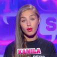 """Kamila - """"Secret Story 11"""" sur NT1. Quotidienne du 8 septembre 2017."""