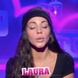 """Laura - """"Secret Story 11"""" sur NT1. Quotidienne du 8 septembre 2017."""