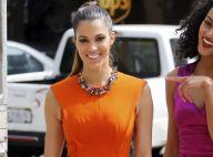 Iris Mittenaere : Beauté colorée et pétillante au bras de sa complice Miss USA