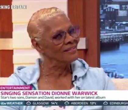 Whitney Houston : Interrogée sur sa mort, sa cousine Dionne Warwick s'énerve