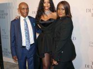 Rihanna en famille pour le Diamond Ball, conquise par son adorable nièce Majesty