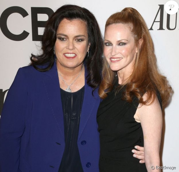 "Rosie O'Donnell, Michelle Rounds - 68e cérémonie des ""Tony Awards"" à New York, le 8 juin 2014."
