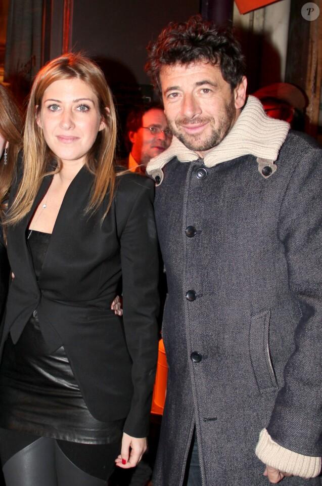 Amanda Sthers recoit la medaille des Arts et des Lettres au restaurant BBB entouree de ses plus proches amis et de sa famille a Paris le 31 Janvier 2013.