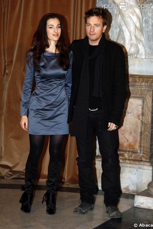 Ayelet Zurer et Ewan McGregor