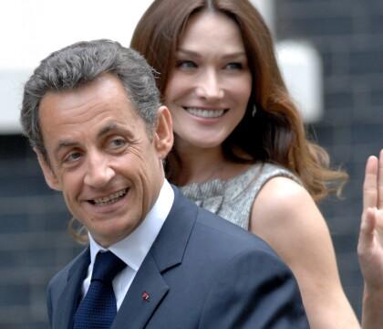 Carla Bruni et Nicolas Sarkozy, un anniversaire de rencontre terni par l'horreur