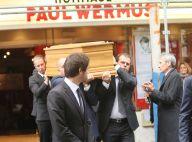 """Paul Wermus : L'adieu de ses proches et amis du PAF, des obsèques """"au cinéma"""""""