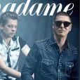 """Couverture du magazine """"Madame Figaro"""" en kiosques le 22 septembre 2017."""