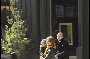 La ravissante Natalia Vodianova avec son mari et ses enfants ! Une très belle famille !