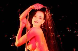 Dita Von Teese, sa carrière passe avant les hommes... elle revient au Crazy Horse !