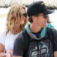Julia Roberts passe ses vacances avec son mari Daniel Moder et ses enfants à Split en Croatie le 24 septembre 2017.