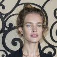 Natalia Vodianova - People au photocall du défilé de mode Givenchy collection prêt-à-porter Printemps/Eté 2018 lors de la fashion week à Paris le 1er octobre 2017. © Olivier Borde/Bestimage