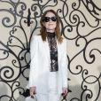 Julianne Moore - People au photocall du défilé de mode Givenchy collection prêt-à-porter Printemps/Eté 2018 lors de la fashion week à Paris le 1er octobre 2017. © Olivier Borde/Bestimage