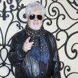 Pedro Almodovar - People au photocall du défilé de mode Givenchy collection prêt-à-porter Printemps/Eté 2018 lors de la fashion week à Paris le 1er octobre 2017. © Olivier Borde/Bestimage
