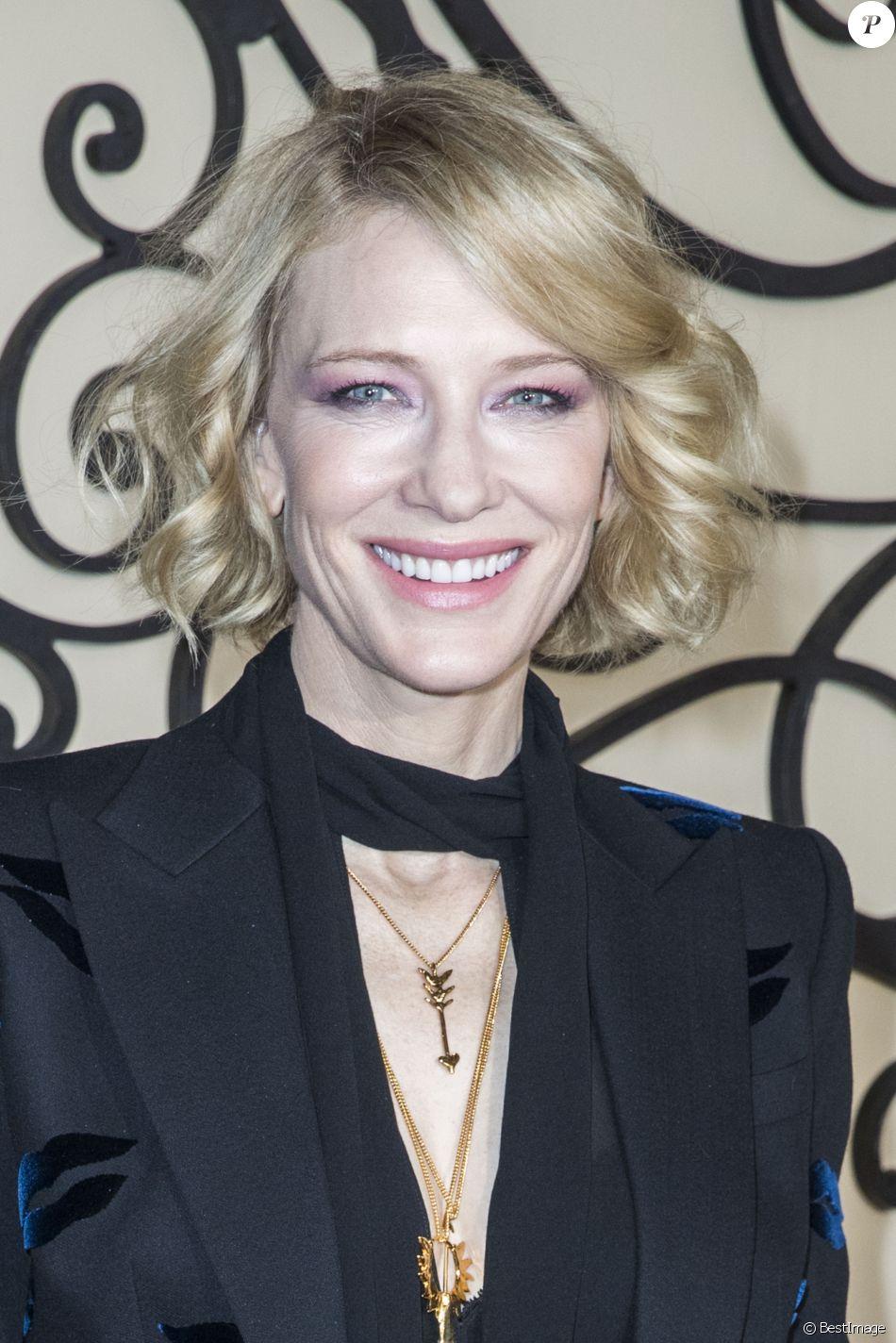 Cate Blanchett - People au photocall du défilé de mode ...