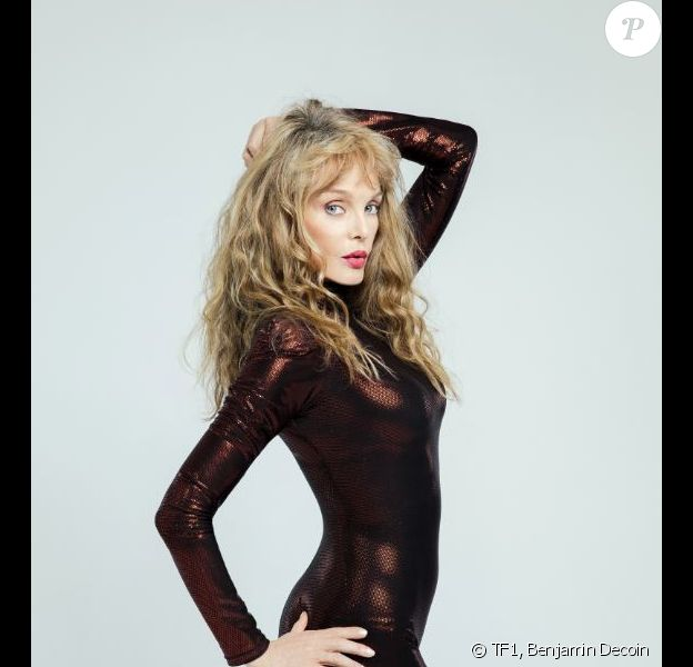"Arielle Dombasle, photo officielle de ""Danse avec les stars 8"", TF1"