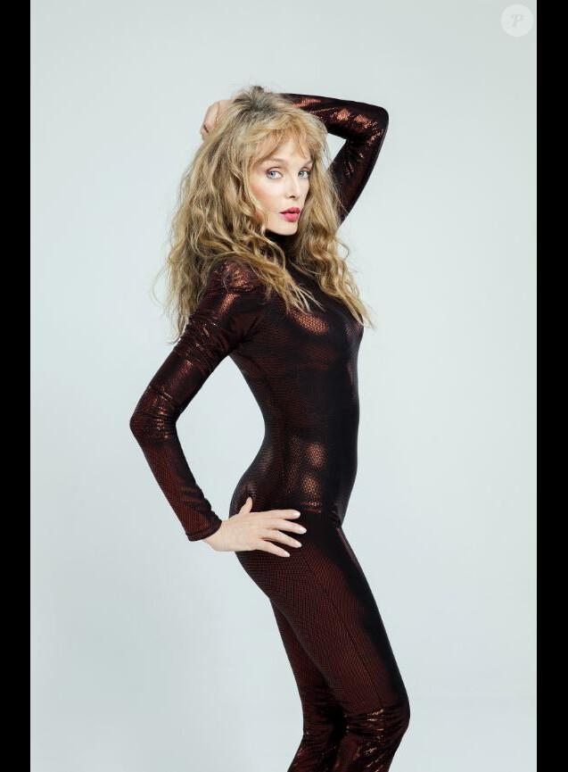 """Arielle Dombasle, photo officielle de """"Danse avec les stars 8"""", TF1"""
