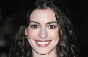 La jolie Anne Hathaway... plus sexy que jamais !