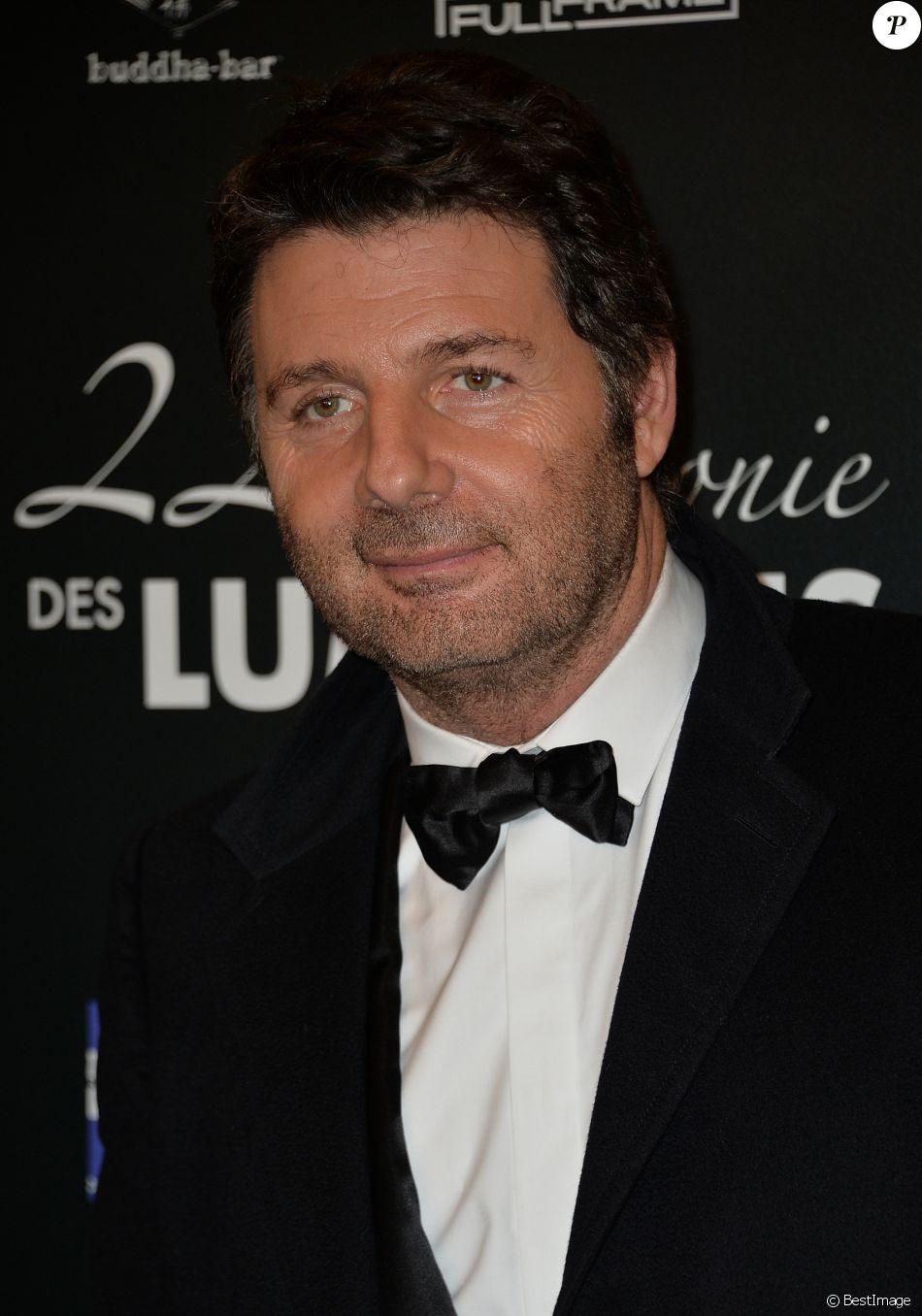 Philippe Lellouche - Photocall lors de la 22ème cérémonie des Lumières de la presse internationale au Théâtre de la Madeleine à Paris, le 30 janvier 2017. © Veeren/Bestimage