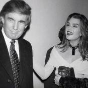 Brooke Shields lourdement draguée par Donald Trump