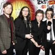 Kings of Leon aux Brit Awards 2009 !