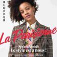 """Couverture du magazine """"La Parisienne"""", octobre 2017."""