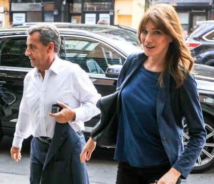 """Carla Bruni-Sarkozy et Giulia, 5 ans : """"Je pense qu'elle veut être chanteuse"""""""